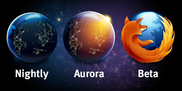 aurora-nighly-beta-logoer